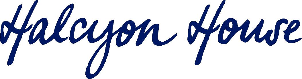 Halcyon House - Inline Logo - CMYK