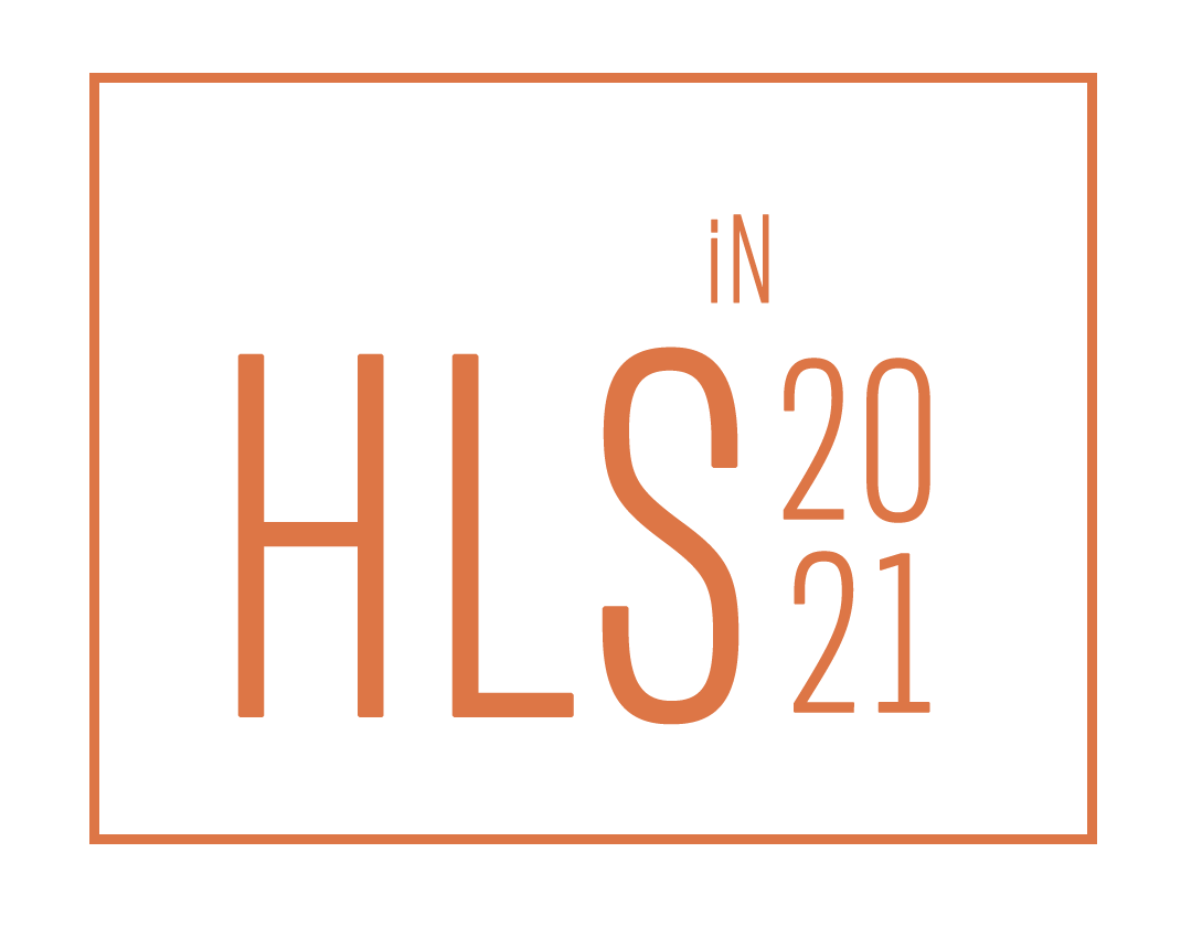 HLS 2021 logo white